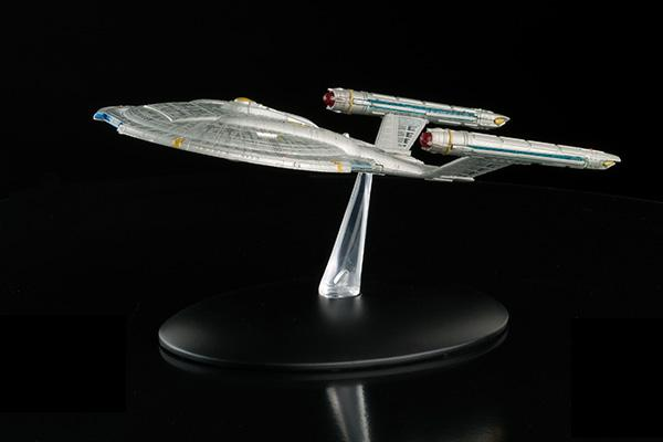 Eaglemoss Star Trek #004 Enterprise NX-01 Starship