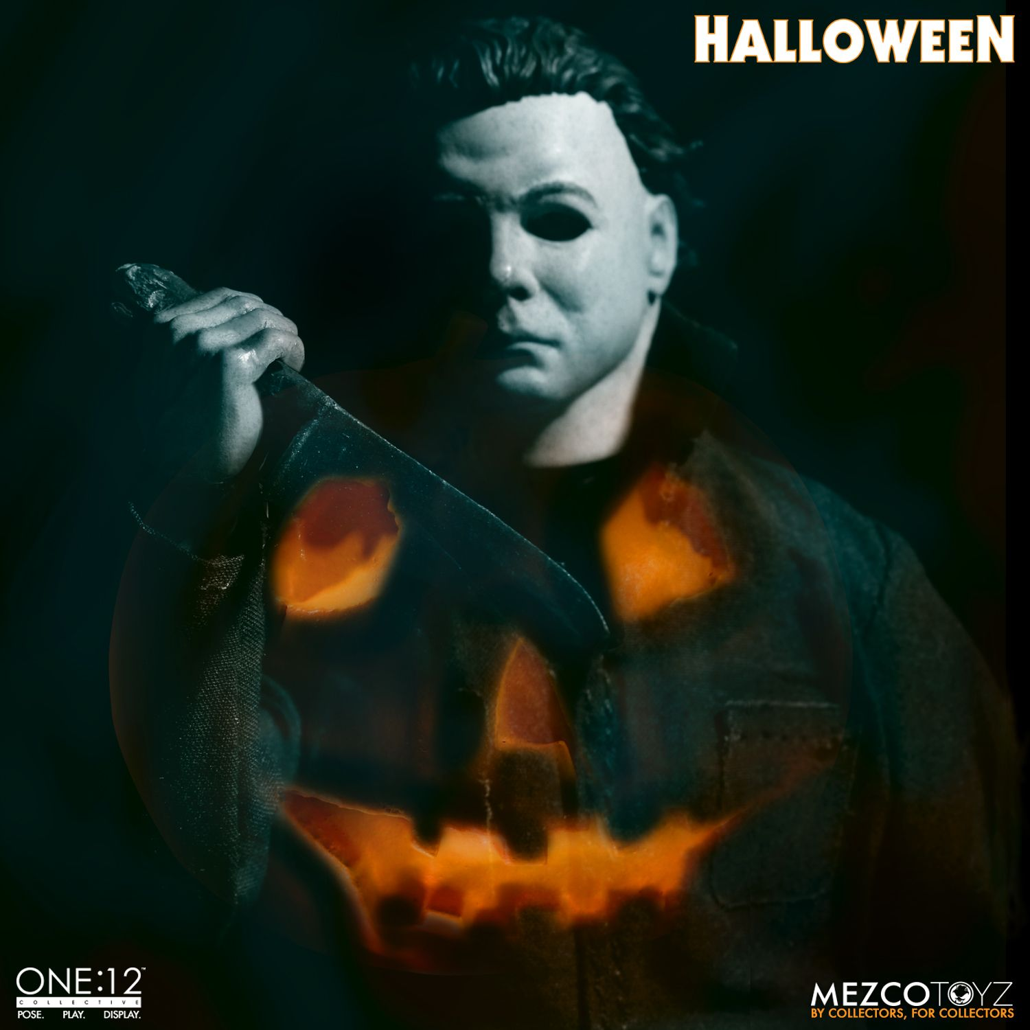 Pre-Order Mezco One:12 Collective Halloween Michael Myers Figure