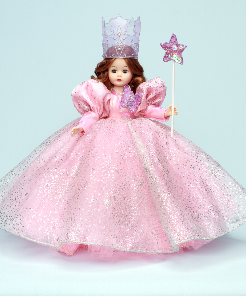 "Madame Alexander Wizard of Oz Glinda the Good Witch 10"" Doll"