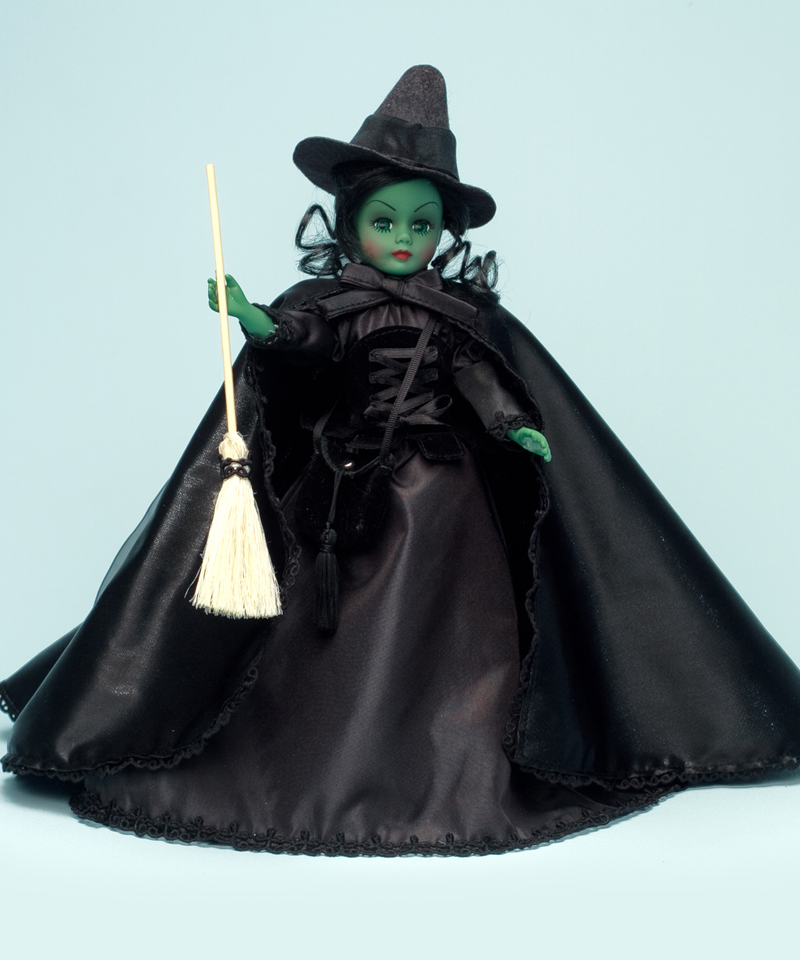 "Madame Alexander Wizard of Oz Wicked Witch 10"" Doll"