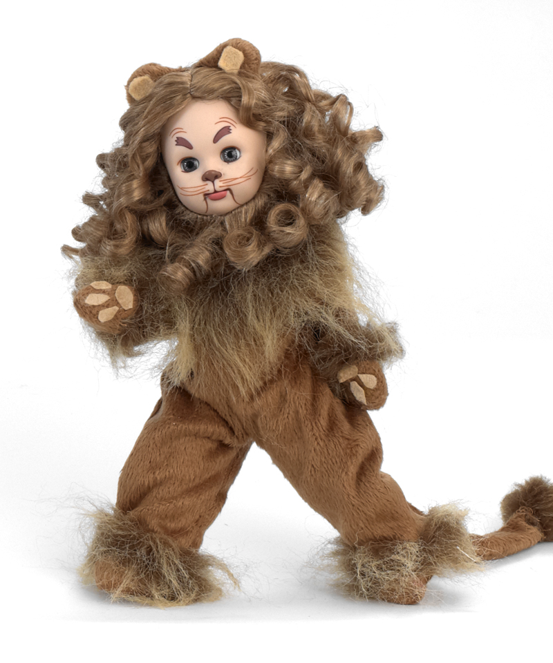 "Madame Alexander Wizard of Oz Cowardly Lion 8"" Doll"