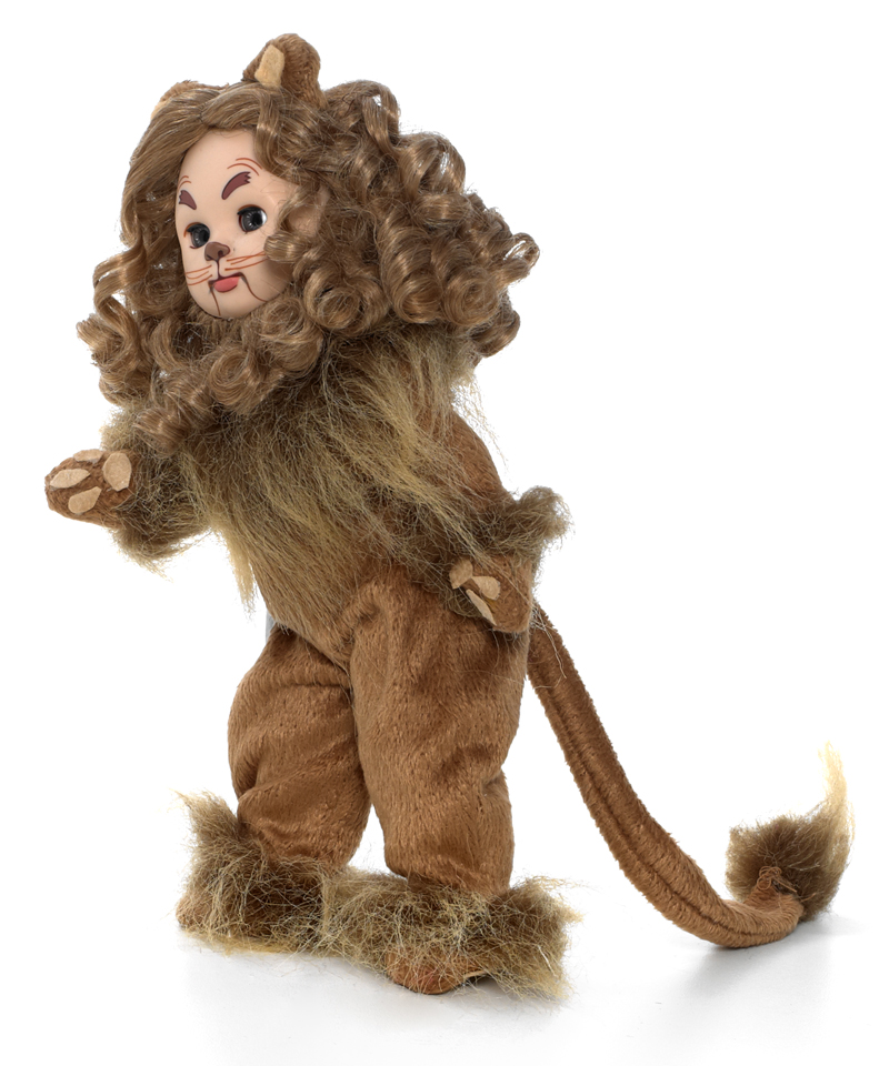 Madame Alexander Wizard of Oz Cowardly Lion 8 Doll Movies ...