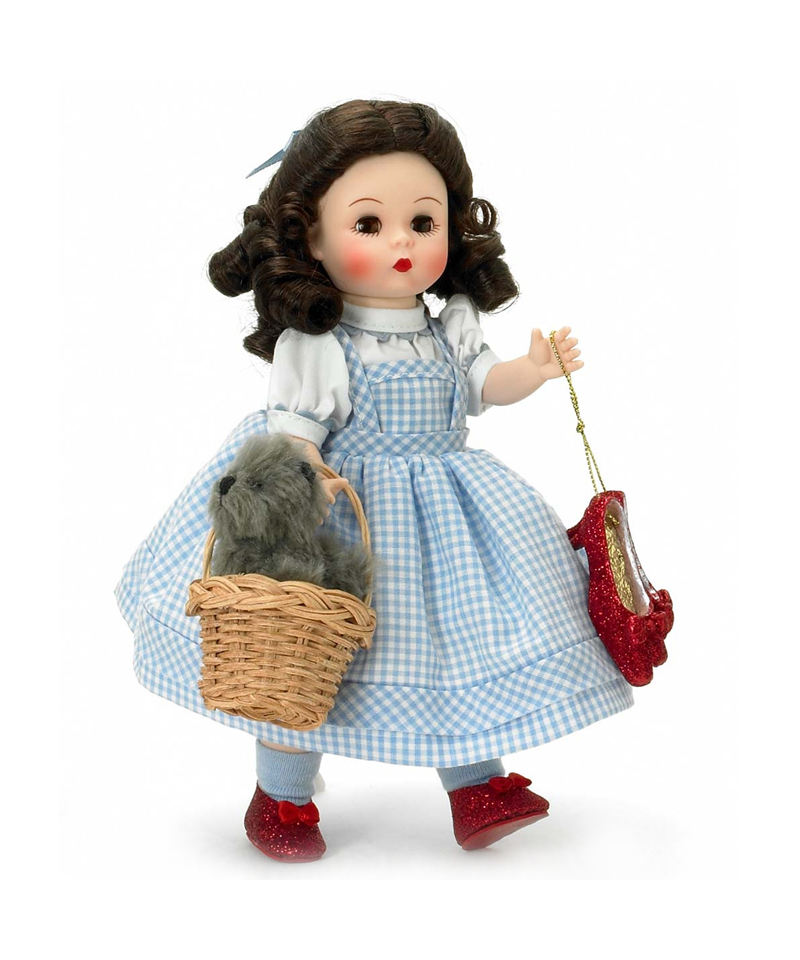 madame alexander wizard of oz dorothy 8 doll movies tv music collectibles