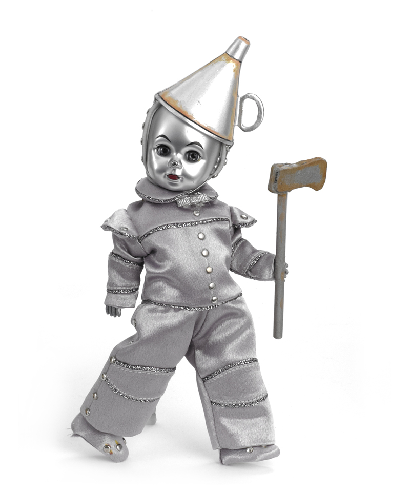"Madame Alexander Wizard of Oz Tin Man 8"" Doll"