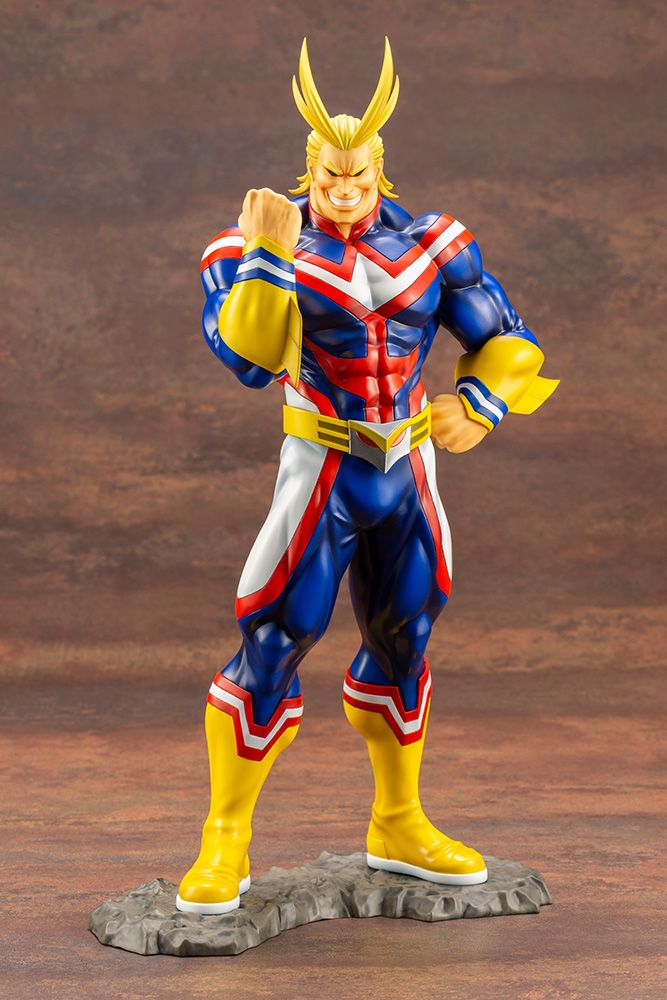 Pre-Order Kotobukiya My Hero Academia All Might ARTFX J Statue