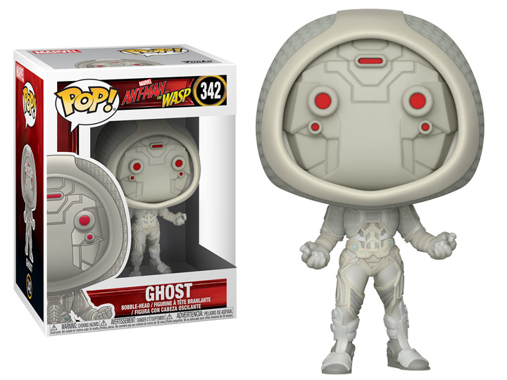 Funko POP Marvel Ant-Man & Wasp Ghost - #342