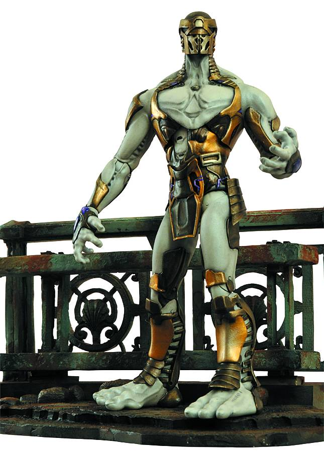Marvel Select Avengers Movie Enemy Chitauri Action Figure