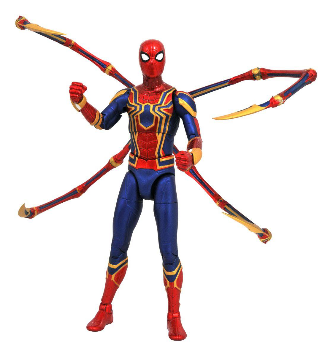 Marvel Select Iron Spider Infinity War Action Figure