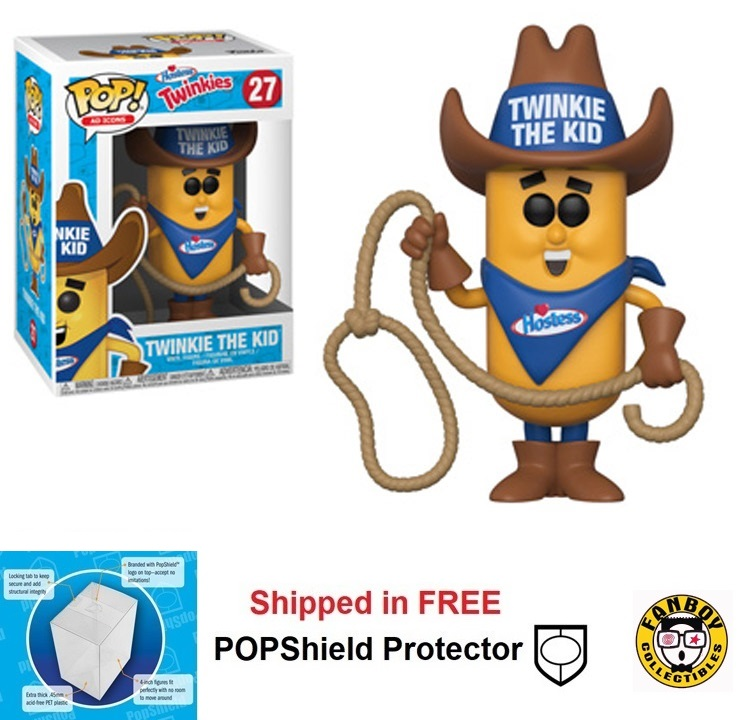 Funko POP Ad Icon Twinkie the Kid - #27