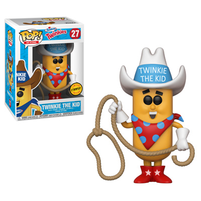 Funko POP Ad Icon Twinkie the Kid - #27: Chase Variant