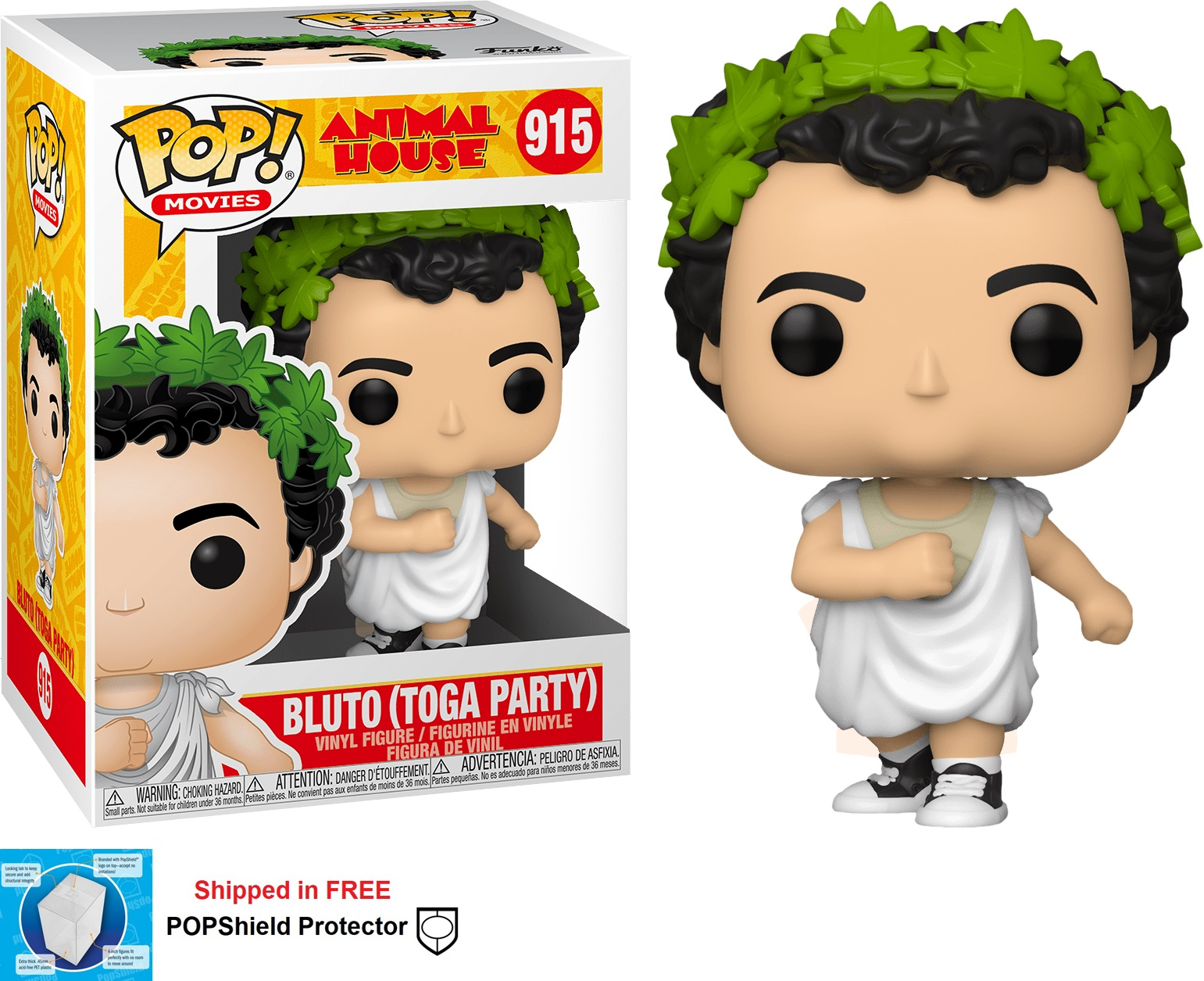 Funko POP Movies Animal House Bluto Toga Party - #915