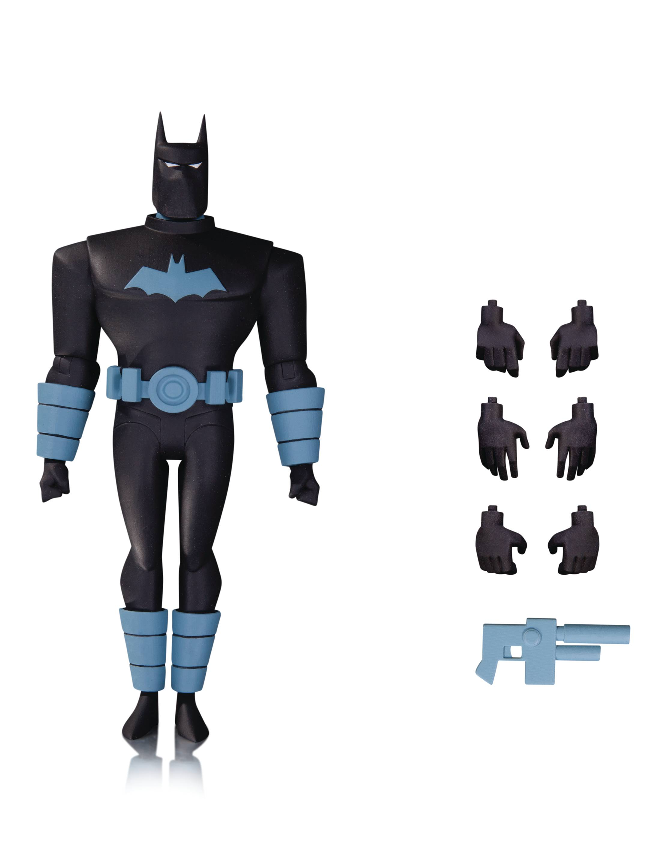 DC Comics Batman Animated Anti-Fire Suit Batman (NBA) Figure