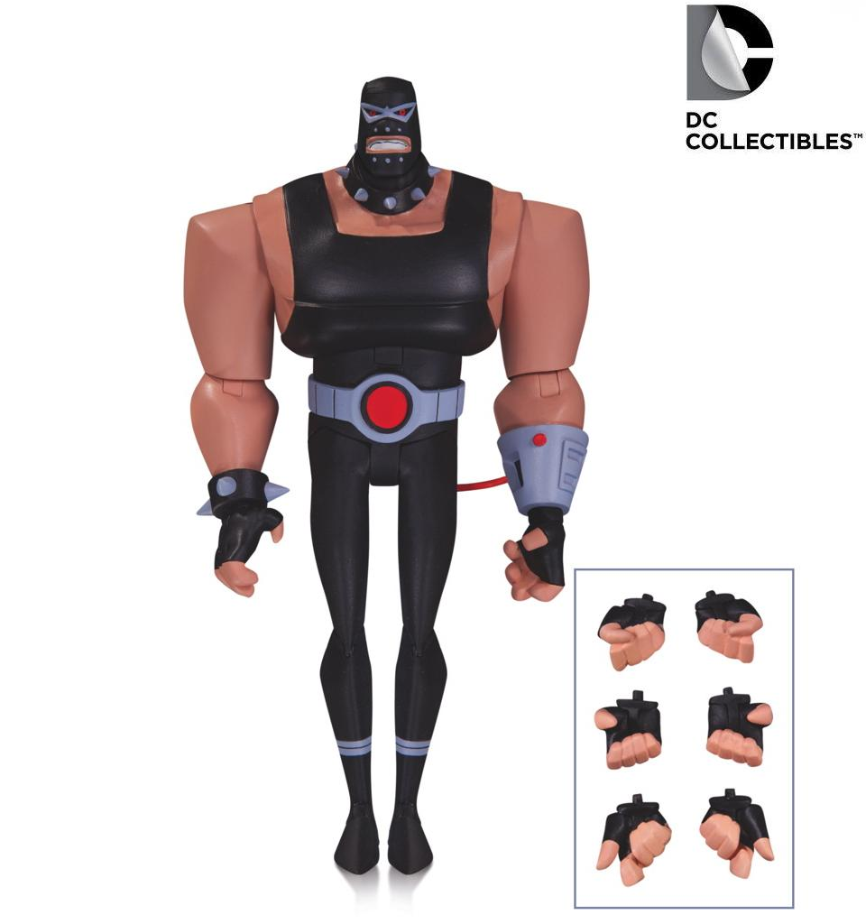 DC Comics Batman Animated Bane (NBA) Figure