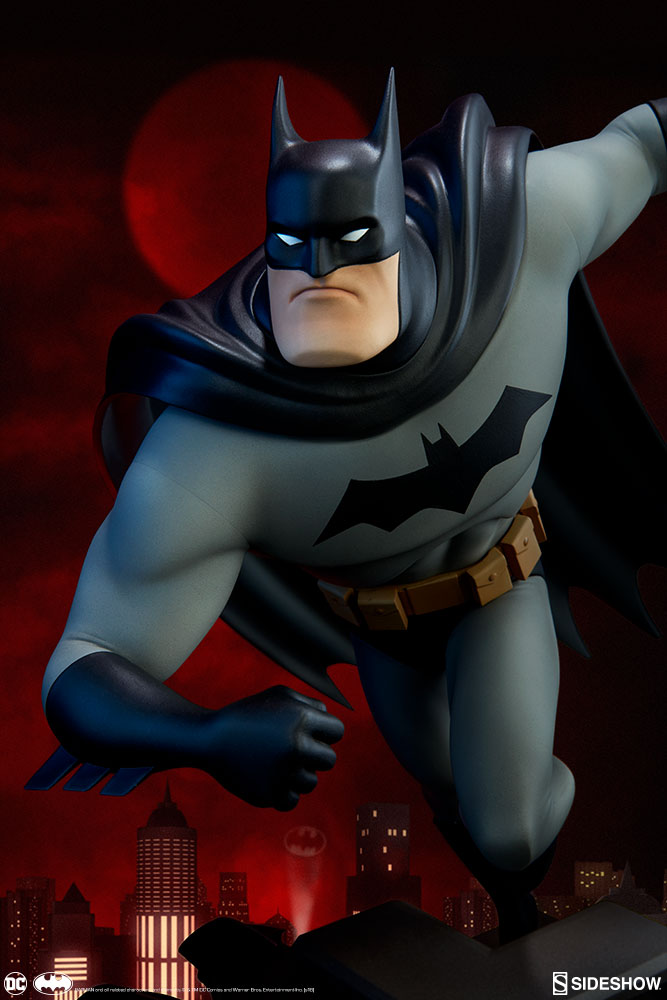 Pre-Order Sideshow DC Comics Batman Animated Series Statue