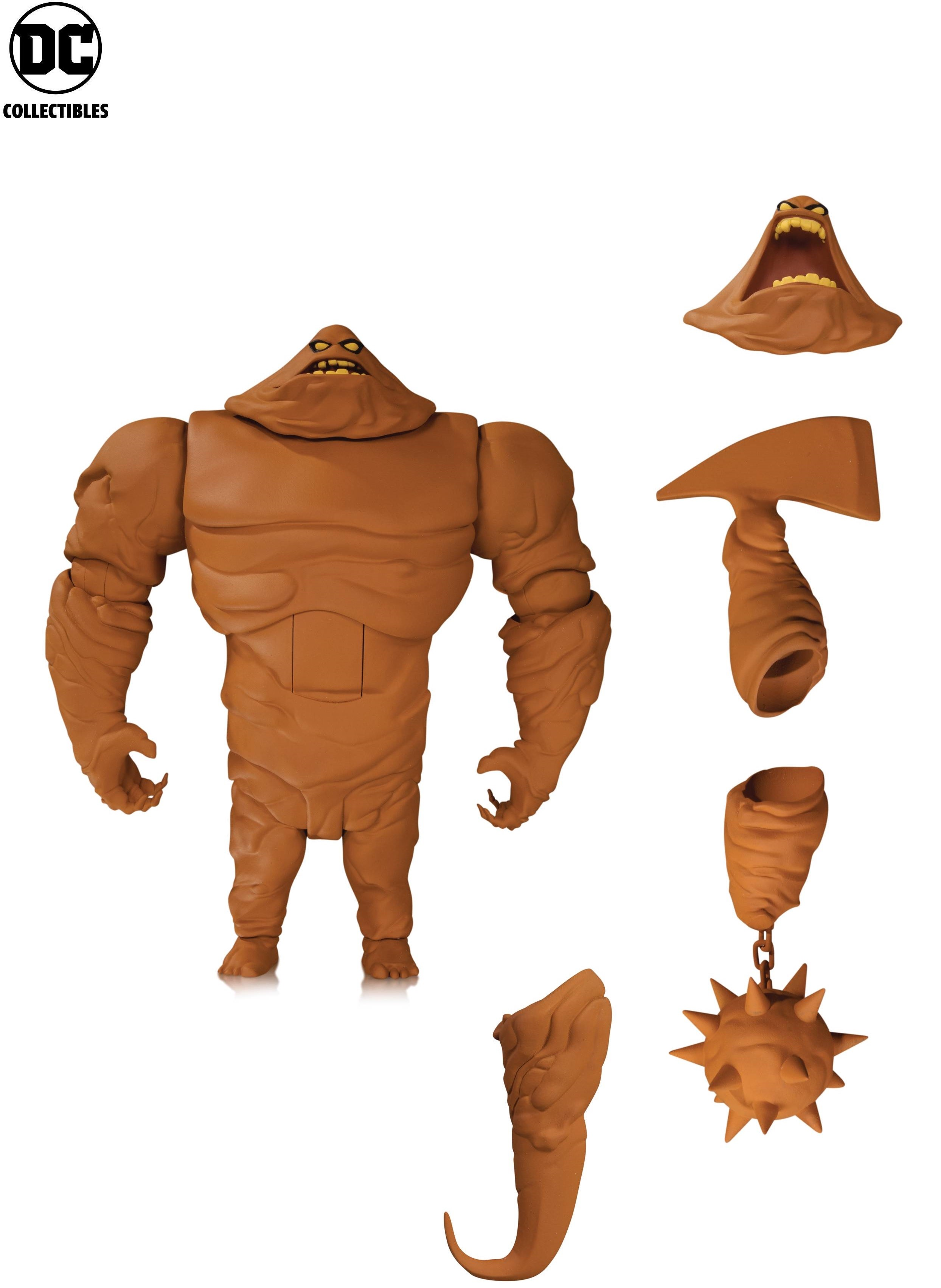 DC Comics Batman Animated Clayface (NBA) Deluxe Figure