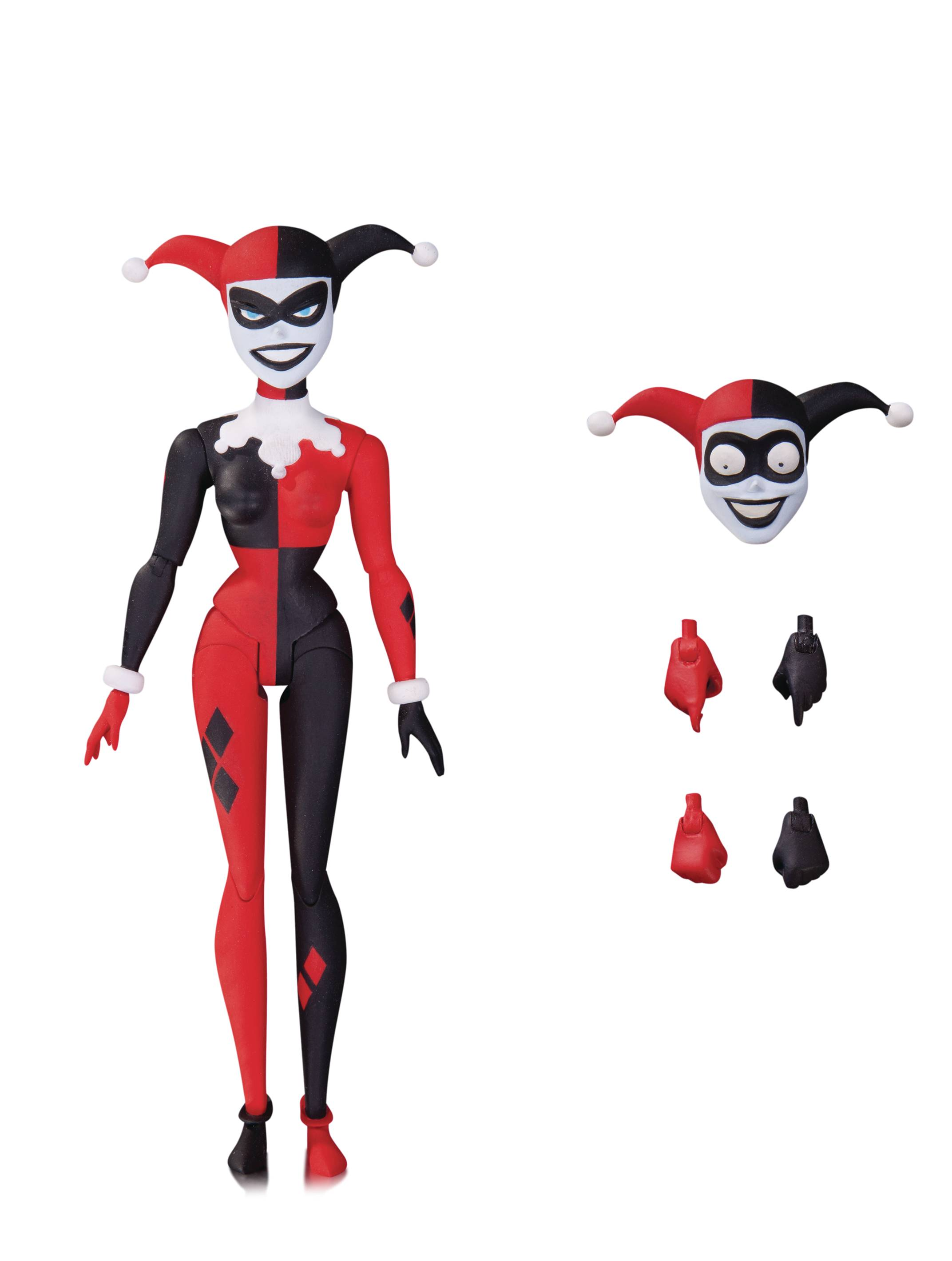 DC Comics Batman Animated Harley Quinn (NBA) Figure
