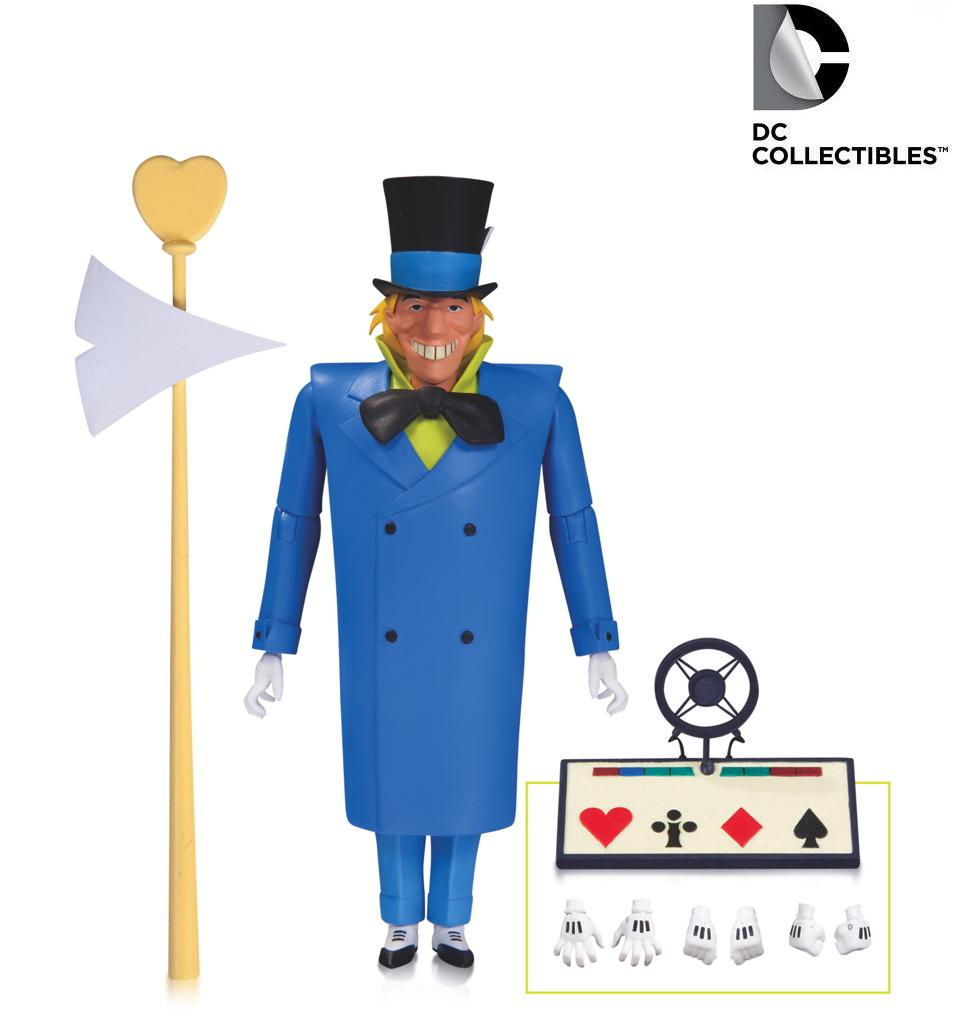 DC Comics Batman Animated Mad Hatter (BAS) Figure