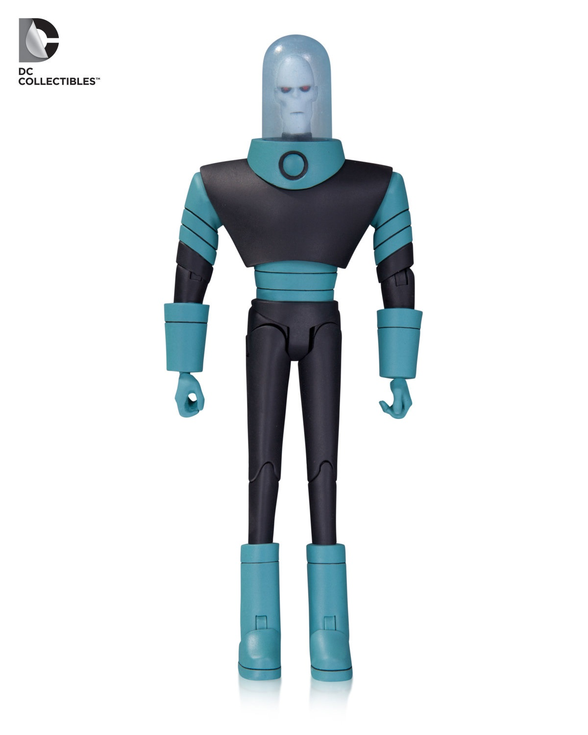 DC Comics Batman Animated Mr. Freeze (NBA) Figure