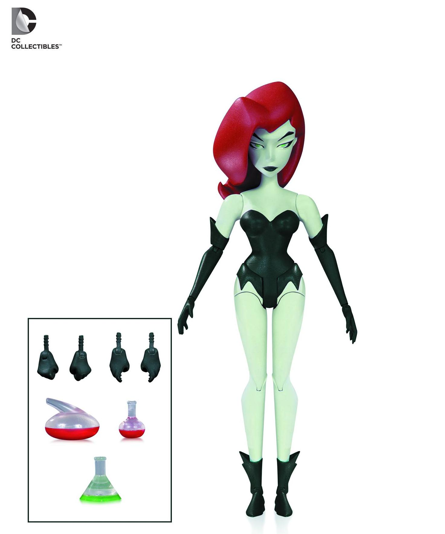 DC Comics Batman Animated Poison Ivy (BAS) Figure