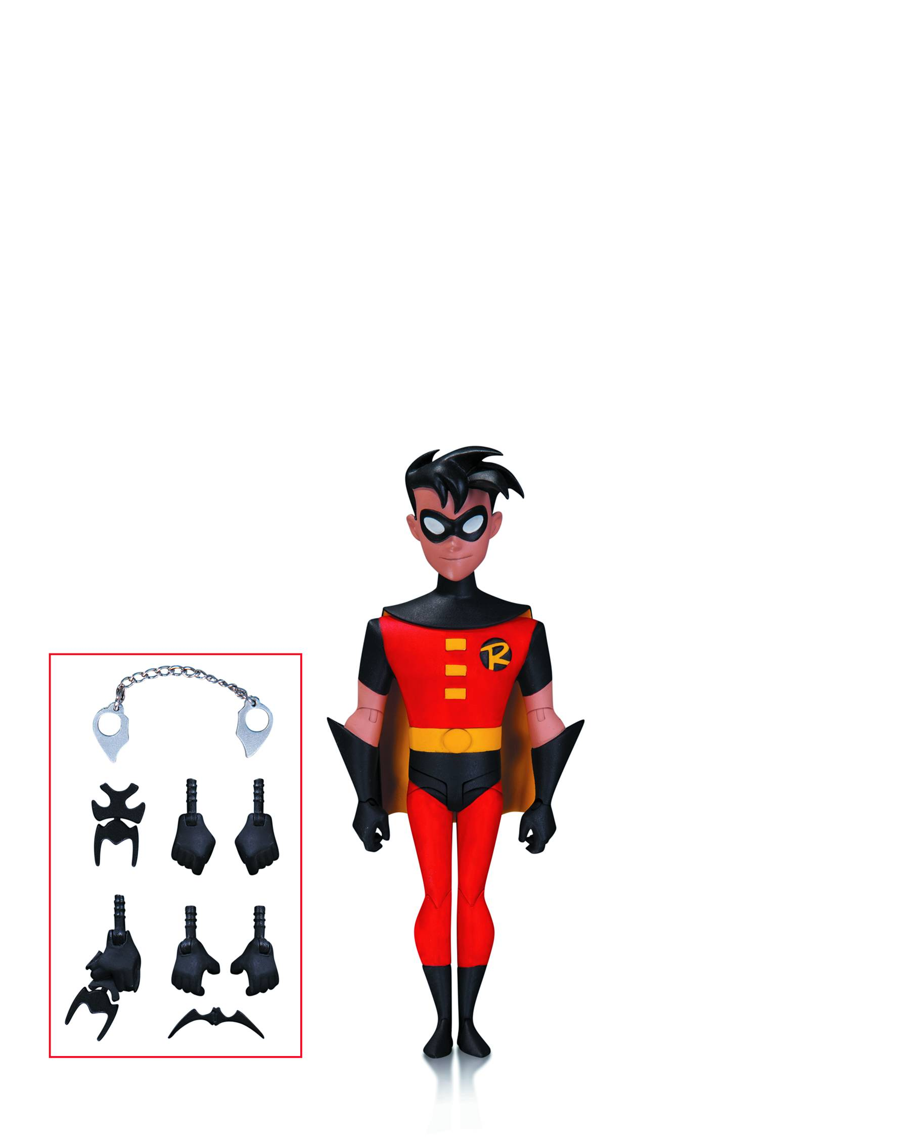 DC Comics Batman Animated Robin (NBA) Figure