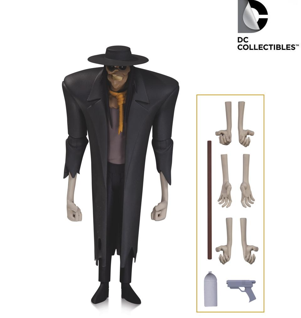 DC Comics Batman Animated Scarecrow (NBA) Figure