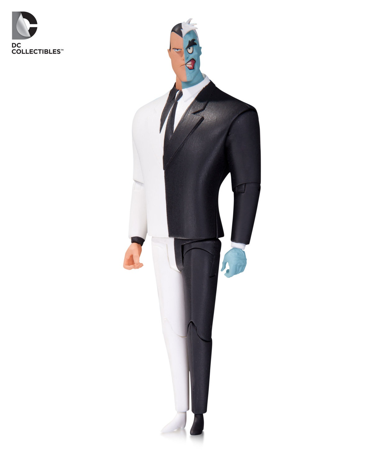 DC Comics Batman Animated Two Face (NBA) Figure