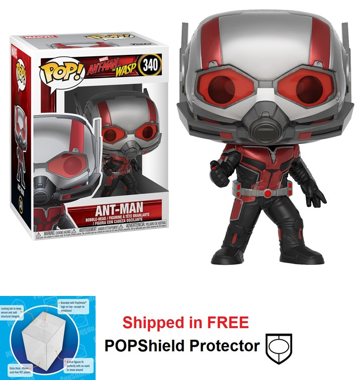 Funko POP Marvel Ant-Man & Wasp Ant-Man - #340