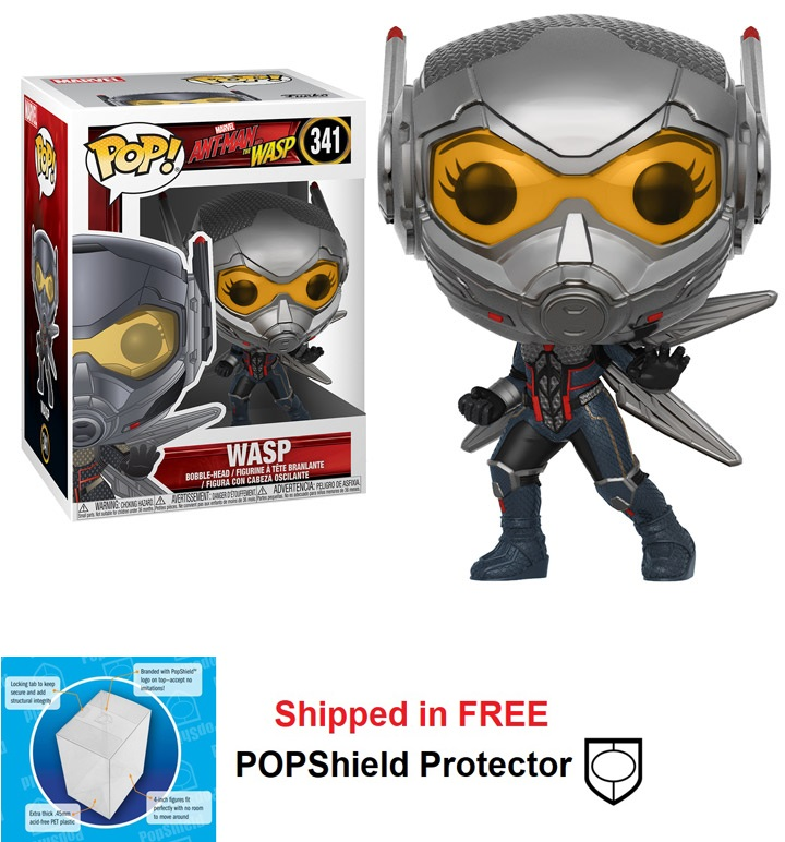 Funko POP Marvel Ant-Man & Wasp Wasp - #341