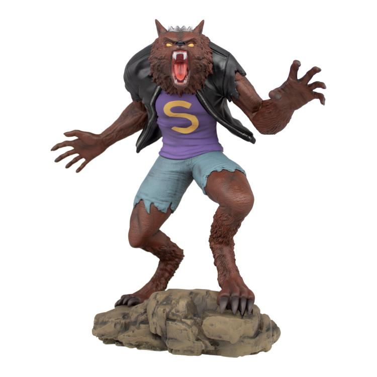 Pre-Order Icon Heroes Archie Horror Jughead the Hunger Statue