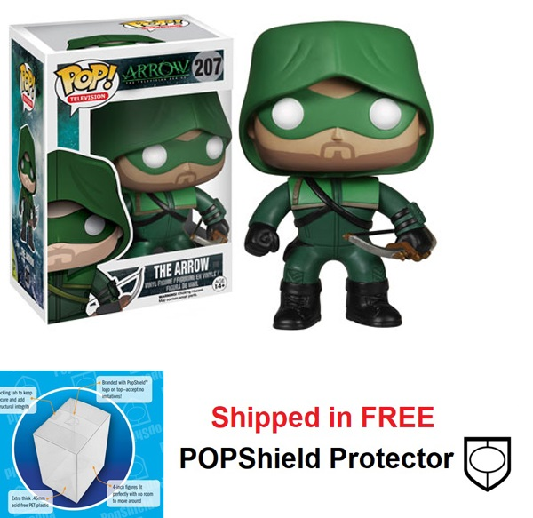 Funko POP DC Comics Arrow The Arrow Figure - #207