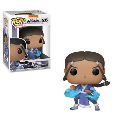 Funko POP Animation Avatar Last Airbender Katara - #535