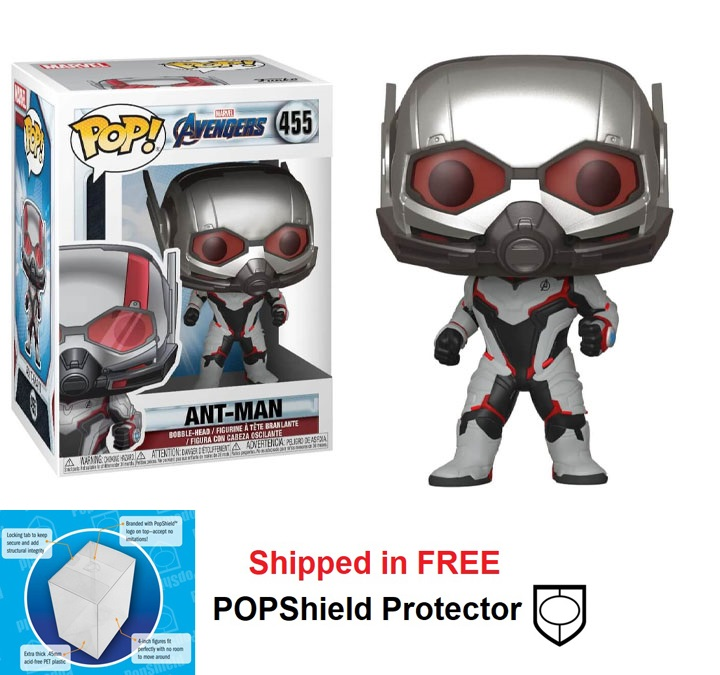 Funko POP Marvel Avengers Endgame Ant-Man Figure - #455