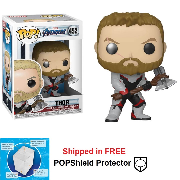 Funko POP Marvel Avengers Endgame Thor Figure - #452