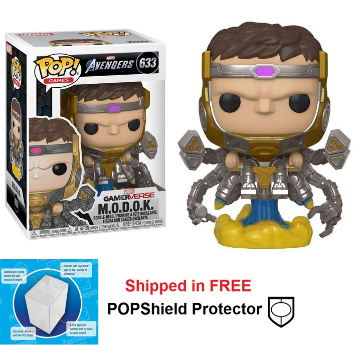 Funko POP Marvel Avengers Gamerverse MODOK - #633