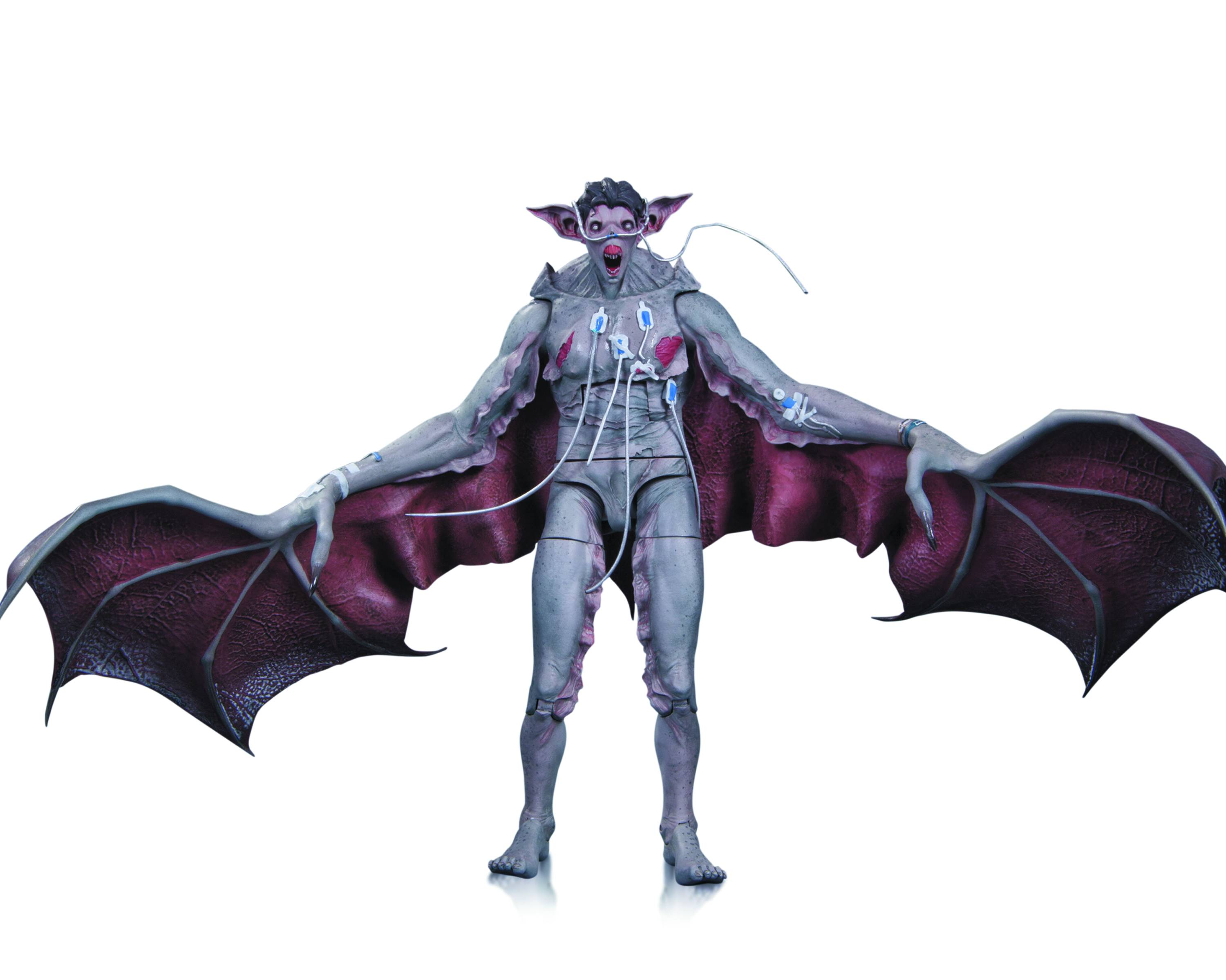 DC Comics Batman Arkham Knight Man Bat Figure