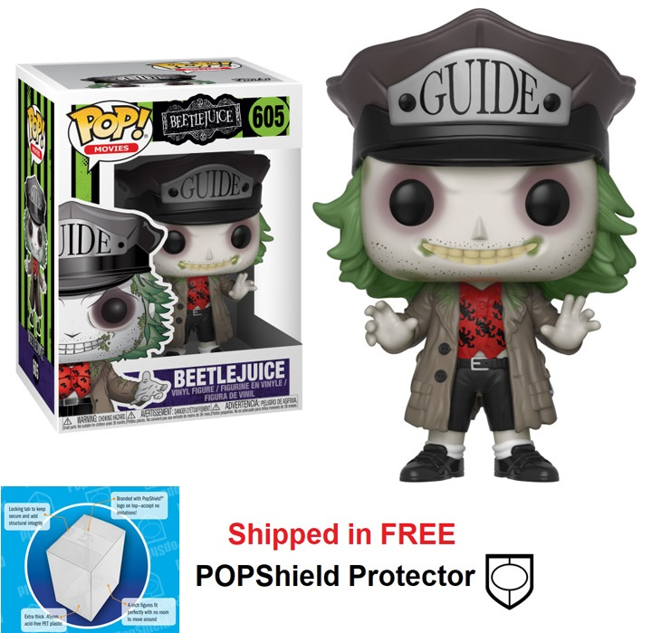 Funko POP Movies Beetlejuice - #605