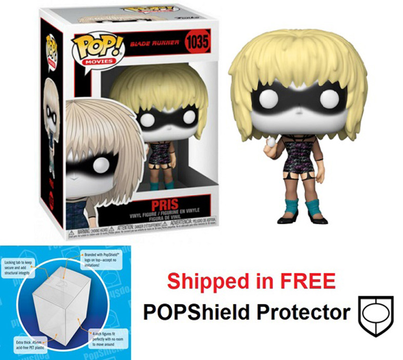 Funko POP Movies Blade Runner Pris Figure - #1035