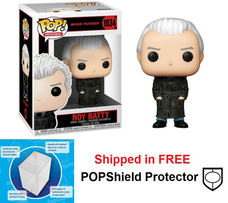 Funko POP Movies Blade Runner Roy Batty Figure - #1034