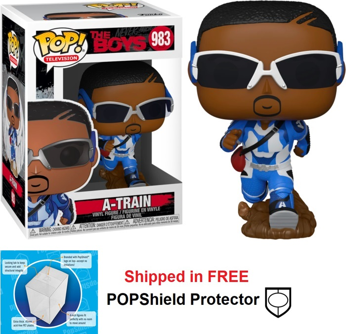 Funko POP TV The Boys A-Train - #983