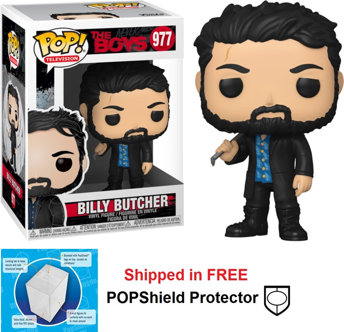 Funko POP TV The Boys Billy Butcher - #977