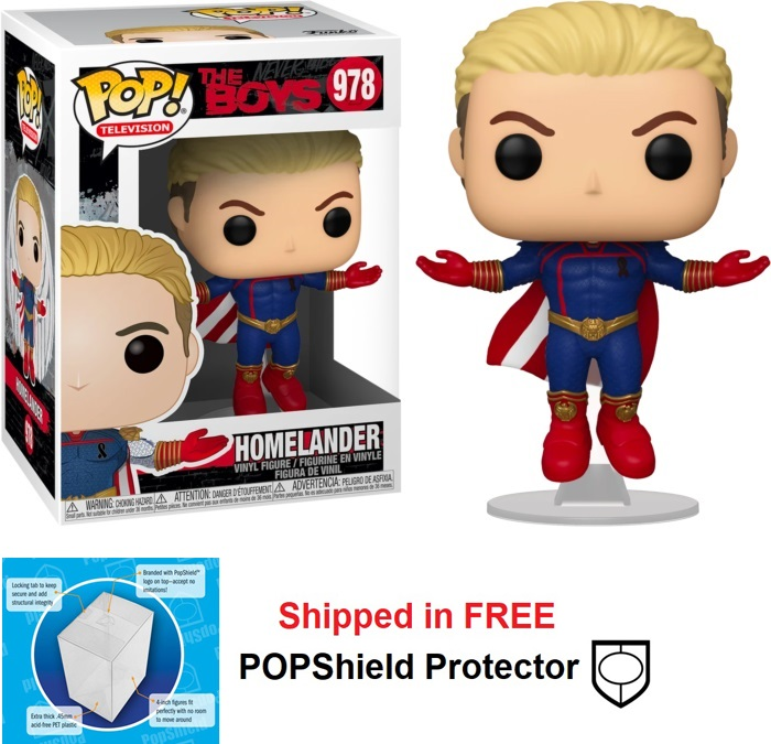 Funko POP TV The Boys Homelander - #978