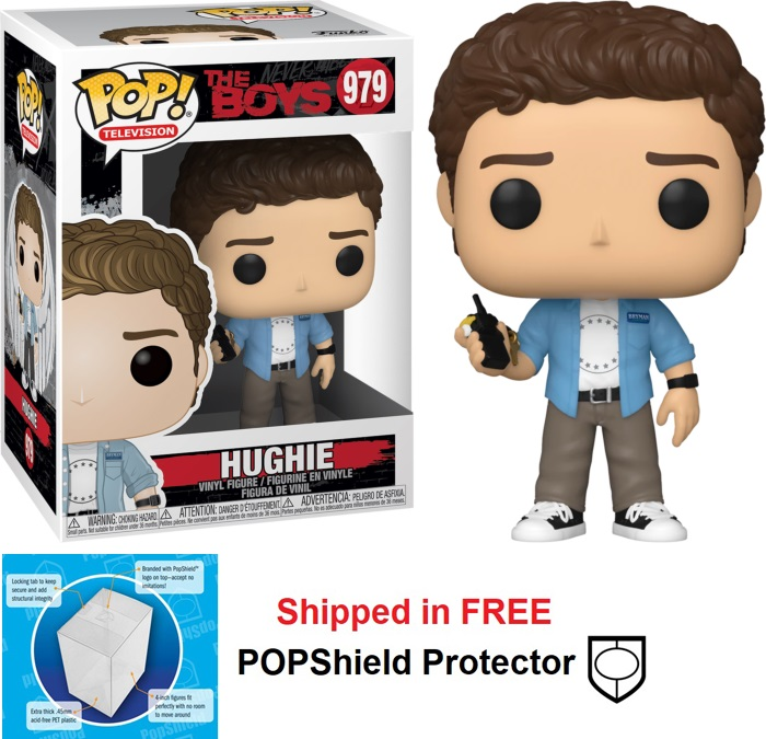Funko POP TV The Boys Hughie - #979