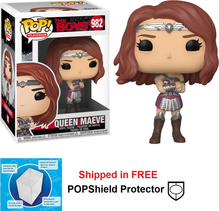 Funko POP TV The Boys Queen Maeve - #982
