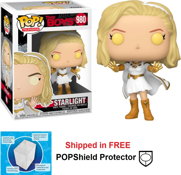 Funko POP TV The Boys Starlight - #980