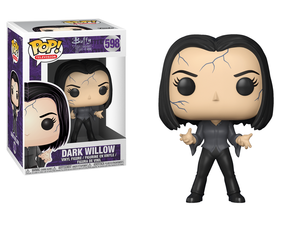 Funko POP TV Buffy the Vampire Slayer Dark Willow Figure #598