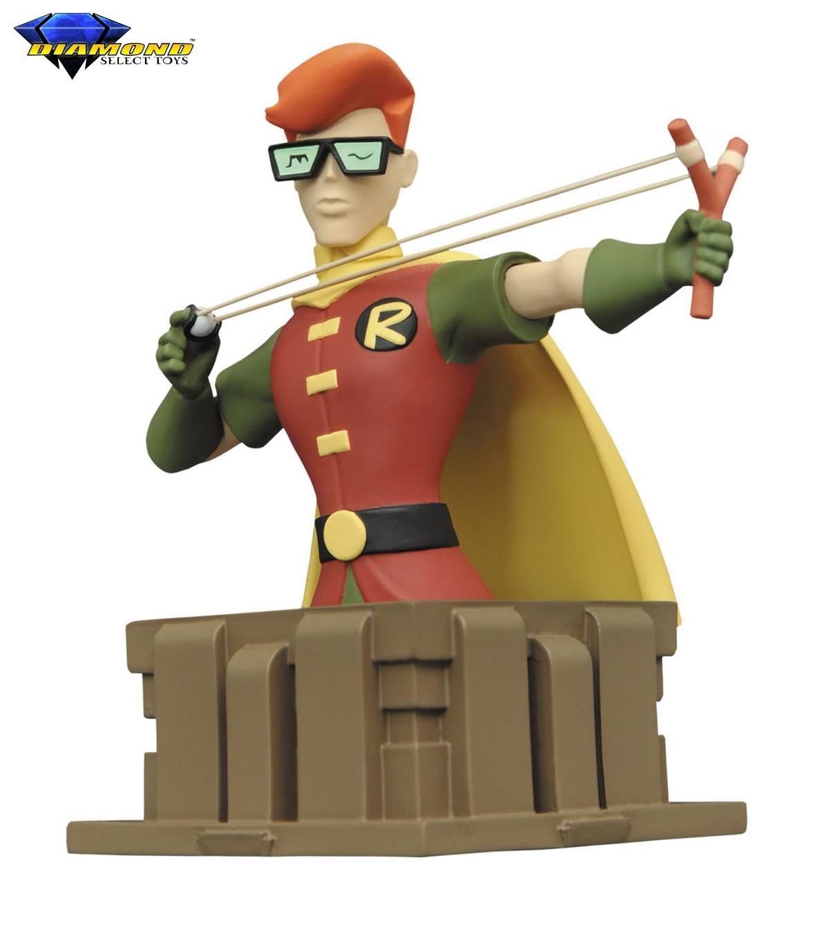 Diamond DC Comics Batman Animated Series Carrie Kelly Robin