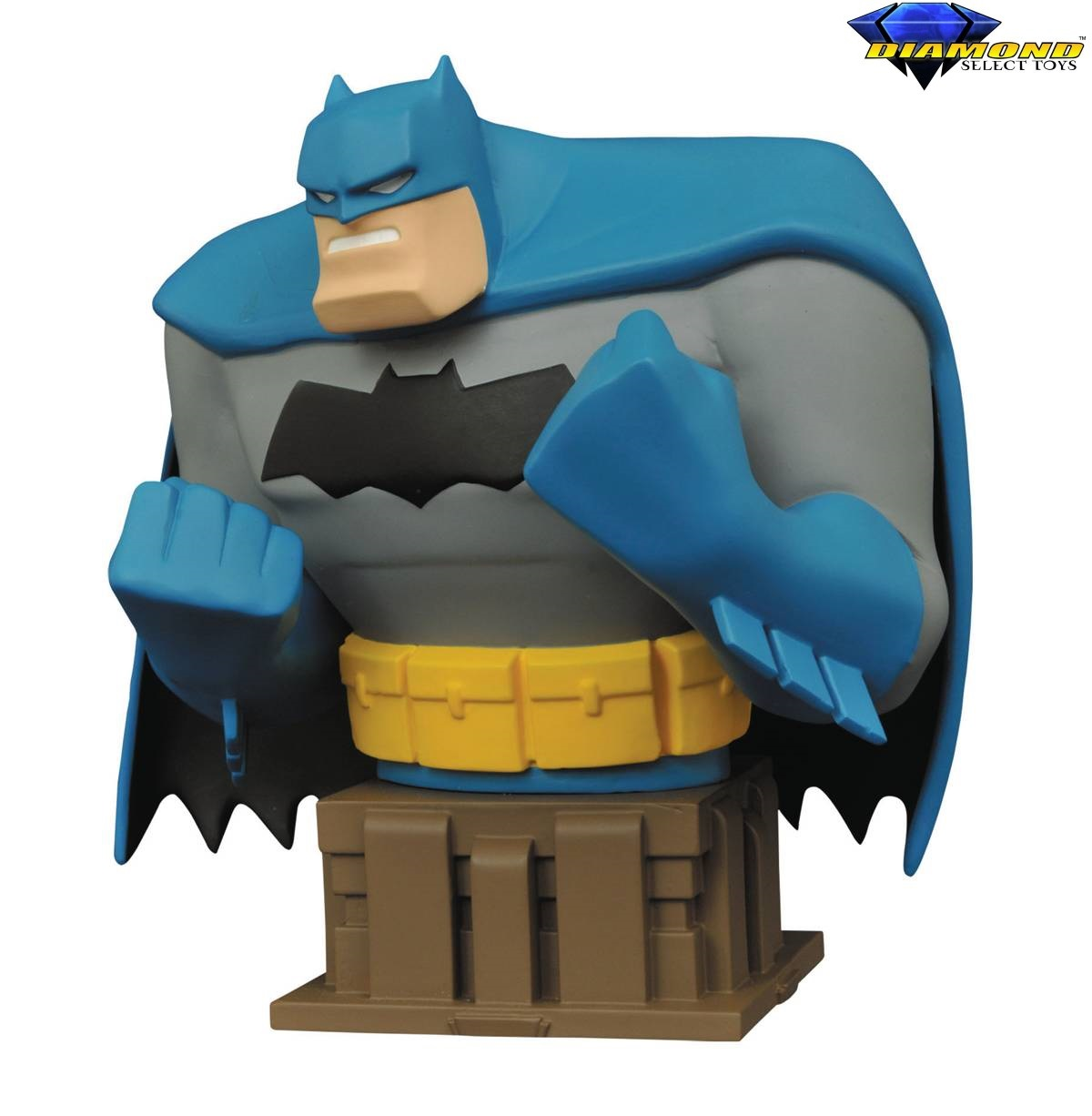 Diamond DC Comics Batman Animated Series Dark Knight Bust