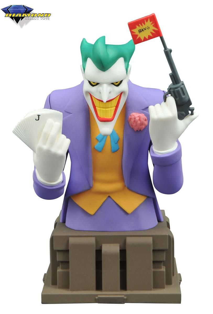 Diamond DC Comics Batman Animated Series Joker Bust