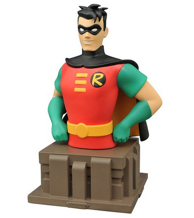 Diamond DC Comics Batman Animated Series Robin Bust