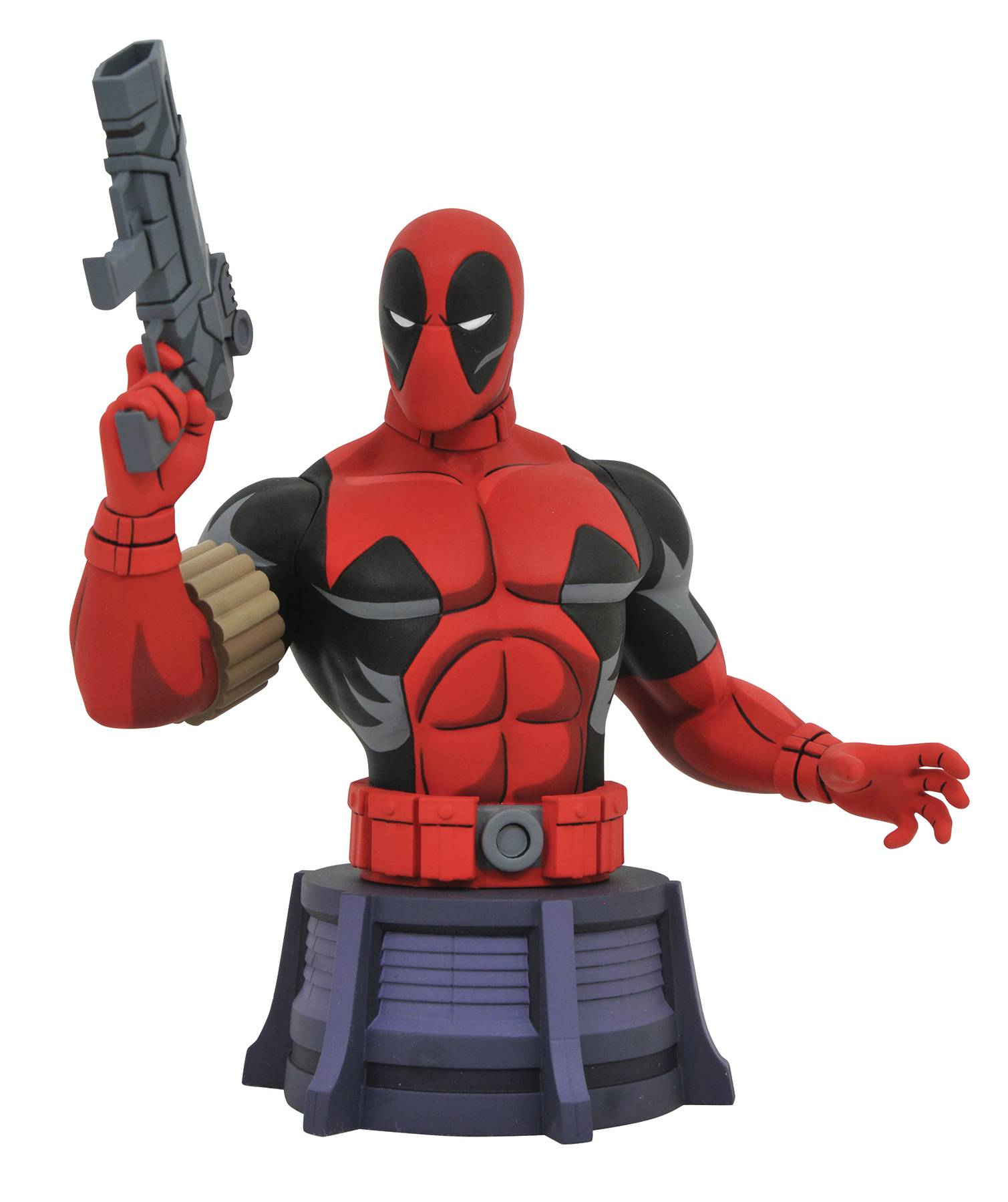 Pre-Order Diamond Marvel Animated Deadpool Bust